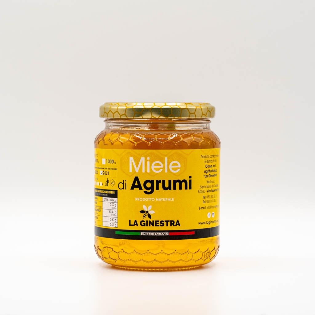Miele di Agrumi 500g immagine