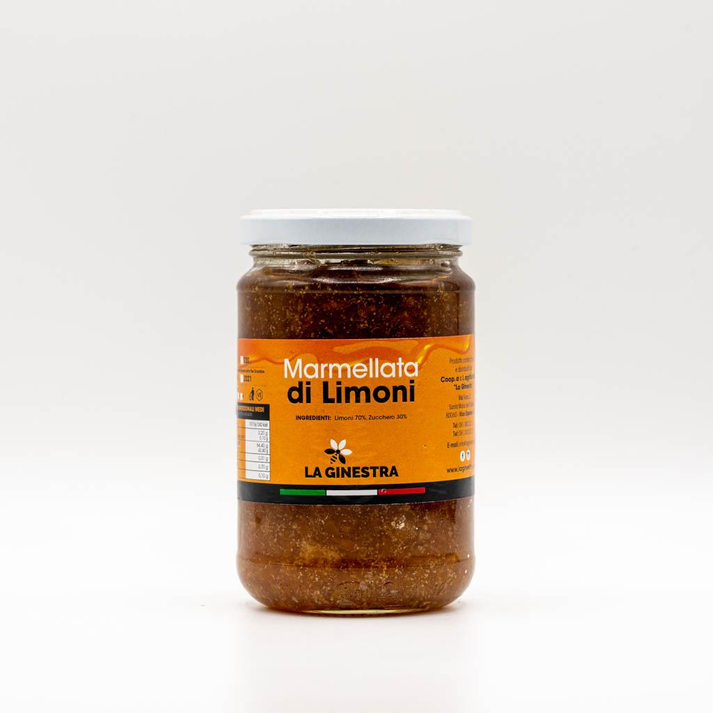 Marmellata di Limoni 330g immagine