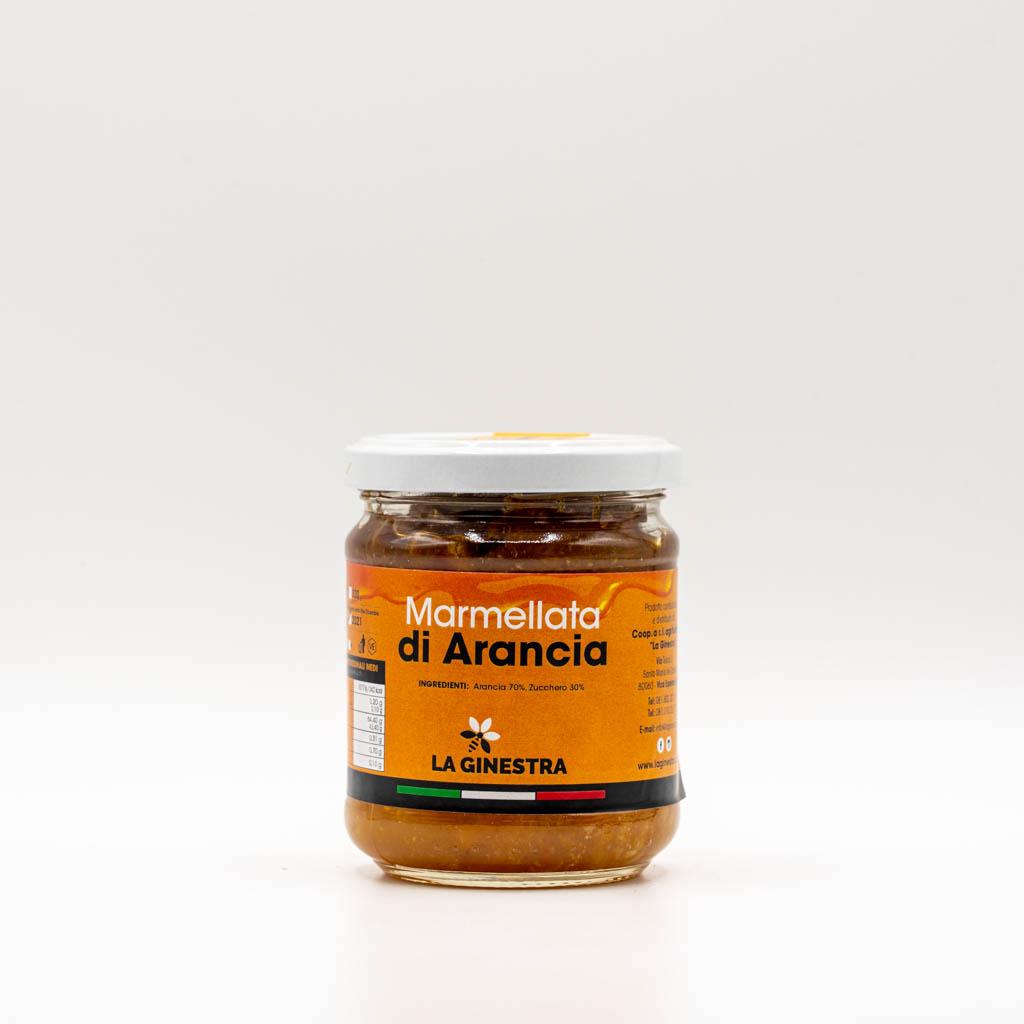 Marmellata di Arancia 250g immagine